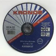 Disco Corte DCA22- 7 X 3,2MM - KRONOS