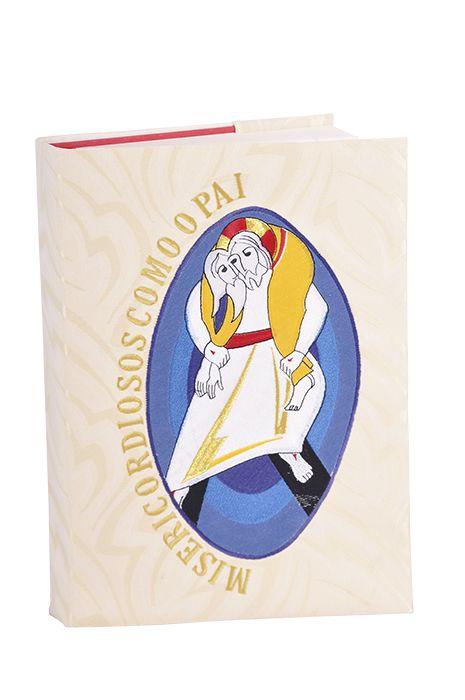 Capa Evangeli�rio Ano da Miseric�rdia