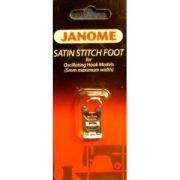 Calcador Janome (F) para Pontos Decorativos e Apliques (M�q. Convencionais)