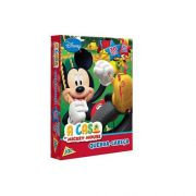 QUEBRA-CABE�A a Casa do Mickey 30 Pe�as JAK 2106