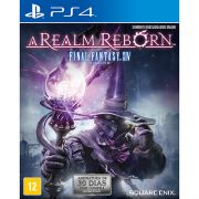 Jogo Final Fantasy XIV: a Realm Reborn - PS4
