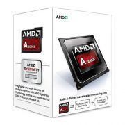 Processador AMD A4 6300 Dual Core 1MB 3.7GHZ (MAX Turbo 3.9GHZ ) FM2 AD6300OKHLBOX