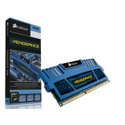 Memoria Desktop Gamer DDR3 Corsair CMZ8GX3M1A1600C10B 8GB 1600MHZ DIMM CL10 Vengeance Blue 1.5V