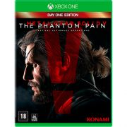 Game Metal Gear Solid V: THE Phantom Pain - ONE DAY Edition - XBOX ONE