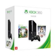 XBOX 360 500GB + PLANTS VS Zombies Garden + Fable Anniversary )