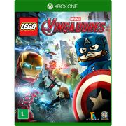 Game Lego Marvel Vingadores - XBOX ONE