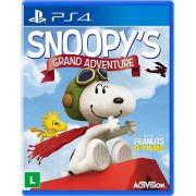 Game - Snoopy�s: GRAND Adventure - PS4