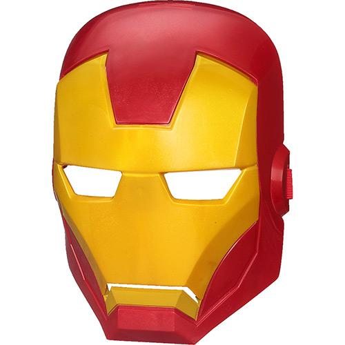 Mascara Basica Avengers Homem de Ferro Hasbro B0439 10848