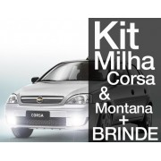 Kit Milha Corsa Montana Meriva 2003 at� 2010
