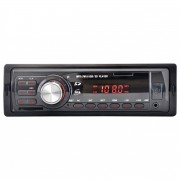 Som Automotivo Blue Macaw 2 x 25W RMS MP3 FM Estereo com USB/SD