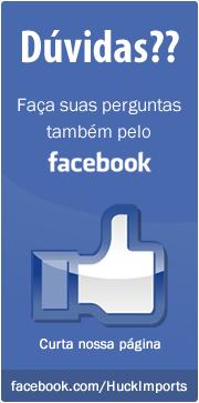 duvidas pelo facebook