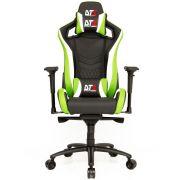 Cadeira Onix Black Green White 10369-9 - DT3 Sports