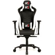 Cadeira Onix Diamond Black White 10372-3 - DT3 Sports