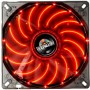 Cooler T.B. Apollish com LED Vermelho 14CM UCTA14N-R - Enermax - Glacon Inform�tica