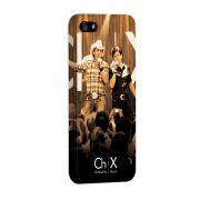 Capa para iPhone 5/5S Chit�ozinho & Xoror� Show