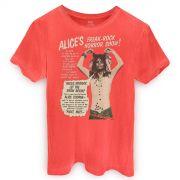 T-shirt Premium Masculina Alice Cooper Freak Rock