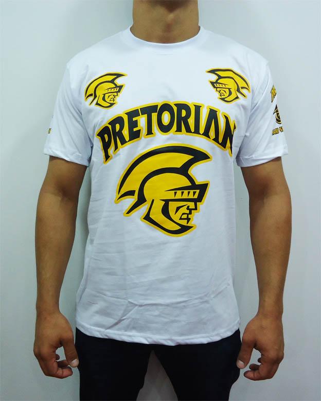 Camisa/Camiseta - Spartan - Branco - Pretorian