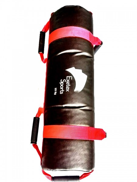 Power Bag/ Sand Bag para Treino Funcional - 10/15/20 KG - Exetex