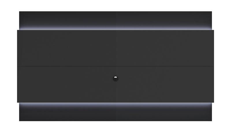 Painel para TV Lincoln Preto Gloss 2.4 - Prov�ncia