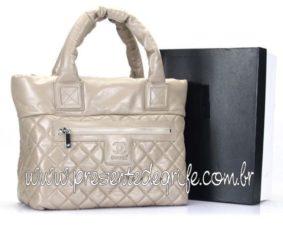 BOLSA CHANEL FRENCH COCO COCOON